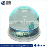 Travel souvenir gift Waterglobe