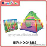 outdoor kids play tent pvc