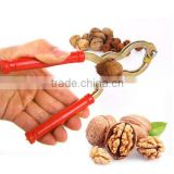 cheap plastic and iron nut cracker macadamia nut cracker walnut cracker