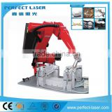 200w Fiber Laser 6 Axis Robotic Arm Cutting Machine with CNC System
