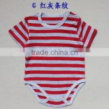 High level great material professional supplier printed funny baby clothes
