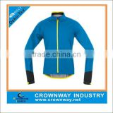 waterproof breathable polyester windbreaker cycling jacket,cheap wholesale sports jackets for cycling