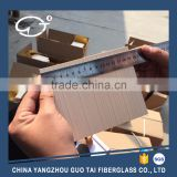 155*123*1.4mm PVC Separator for Lead-Acid Battery