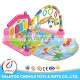 High quality new design EN71 piano musical play baby sleeping mat