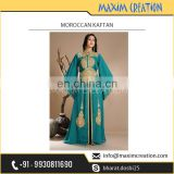 Wholesale Hot Sale Clothing New Design Moroccan Kaftan at Best Price