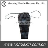 Hygienic disposable non-woven G-string/T-back for travel