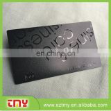 Various metal etched, engraved, brushed, VIP member cards, business cards