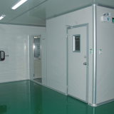 MgO Grid / EPS / Rockwool / PU Sandwich Panels for Clean Room Project Constructing Materials