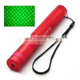Laser 303 Pointers Adjustable Focus Burning Match Laser Pointer Pen Green Safe Key With Battery And Charger