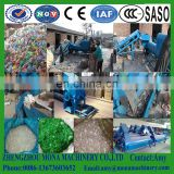 Plastic PET Bottle Chips Recycling Crushing washing Line