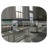 thermal break aluminium profile assembly production line_rolling machine_CNC control_high production efficiency
