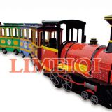 Hot Sale Amusement Outdoor Kids Trackless Train