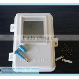FRP SMC meter box/anti-stealing meter protect box/ Fiberglass watt-meter box