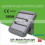 new product 2016 innovative CE/RoHS factory floor light led flood light 185W garden led lights