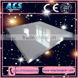 ACS Used Portable Dance Floor For Sale/black And White Wedding Party Dj Disco Events Dance Floor for sale