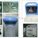 AJ-6100B LCD Portable Pseudo Color US pregnancy scanner ultrasound machine                                                                         Quality Choice