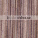 sliced cut artificial wood recon veneer/white quartz stack stone veneer for decorative furniture,door,flooring