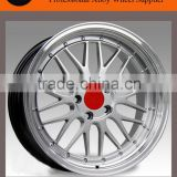 18 and 19 inch replica BBS wheel rim