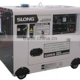 Super silent 63db 6kw gasoline generator for home use                                                                         Quality Choice