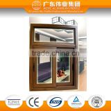 hot sale glass reception window design