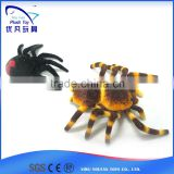 Super cute kids souvenir 100% pp stuffed animal /plush soft tarantula 2015 china wholesale baby toy