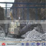 small scale industries machines mobile concrete crusher plants/mobile stone crusher plant