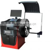 S909 tyre repairing machine with 3D display monitor