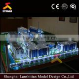 Miniature House Building Model,3D Rendering Architecture Model making service