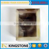hotel bathtub natural agate stone soap dish wholesale prices