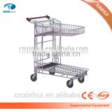 2016 hot sale, upscale and high quality Warehouse storage cart/trolley China factory professinal manufacture