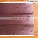 OUMEIJIA Latest Fashion PVC laminated wall panels for interior decoration from jiaxing import export