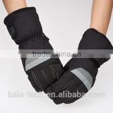 rechargeable heated Motorcycle Gloves