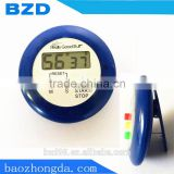 Standing Rounded Electrical Digital Count Up Down Timer with Clip and Magnet / Best Promotional Items and Household Necessary