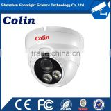 Colin Supply white light 480 TVL Indoor Security CCD Camera dome camera wired doorbell with camera