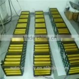 120v rechargeable battery lifepo4 with capacity and size can be customized/ 120v battery pack