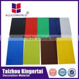 Alucoworld beautiful wallpapers composite acp panel aluminum composite panel protective films