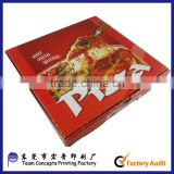 cheap custom corrugated pizza box made in china                                                                         Quality Choice