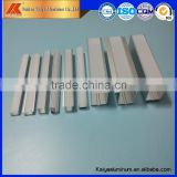 Aluminium Profile Prices In China For Led Strips/ Led strip profile aluminum extrusion/ foshan kaiya aluminum co.,ltd.