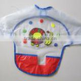 PVC waterproof apron for kid