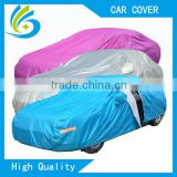 car accessory polyester material padded hail protection car cover