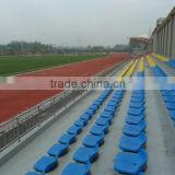 Factory direct wholesale stadium eye-catching plastic chair
