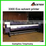 2015 hot selling 3.2m dx7 head eco solvent printer with best price                                                                         Quality Choice