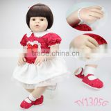 NPK DOLL Real Touch Feeling Lifelike 28'' Look Real Reborn Baby Doll Arianna Girl DOll Vinyl Dolls 2016 New