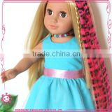 18 inch princess doll wigs