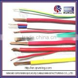 Solid or Stranded or Flexible Copper Conductor Single Core or Twin Core or Multi-Core Wire