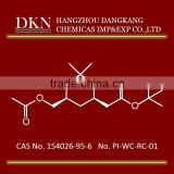 Highest quality (4R-Cis)-6-[(Acetyloxy Methyl)]-2,2-Dimethyl-1,3-Dioxane-4-Acetic Acid,1,1-Dimethyethyl Ester CAS NO.154026-95-6