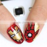Christmas, New Year, Valentine's Nail Art's Necessities, LED Shining Nail Sticker for 3D Nail Art Decoration, Bling bling