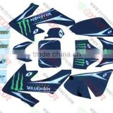 Dirt bike parts/Graphic/CRF 50 graphic