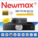 INquiry about newmax 779 NEWMAX NM-779 DVB-S2 & DVB-T2 COMBO for West Africa Nigeria