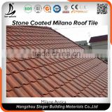 Alibaba Low Construction material metal roofing sheet roof tile stocks price